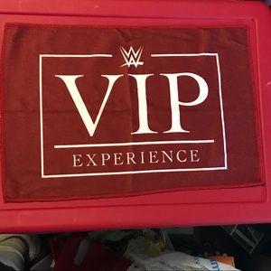 WWE VIP Experience Rally Towel